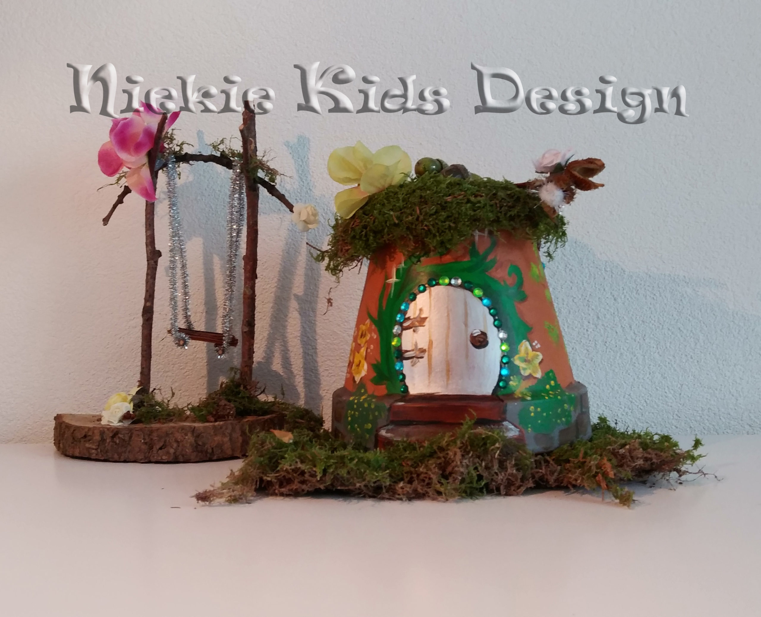 Elfen huisje Niekie Kids Design