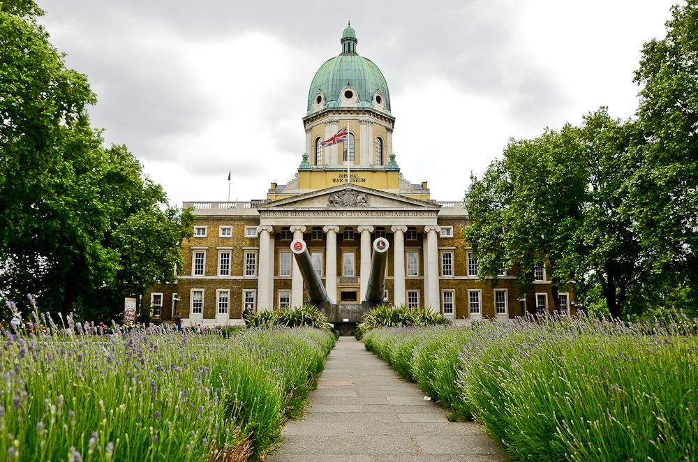 Imperial War Museum. Londonas