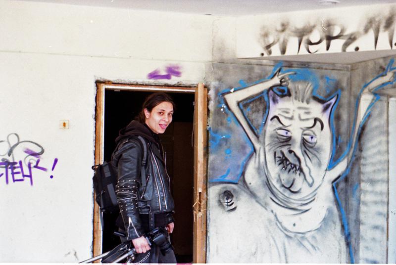 "Fotografijų paroda ""Abandoned"". Interviu su autoriumi"