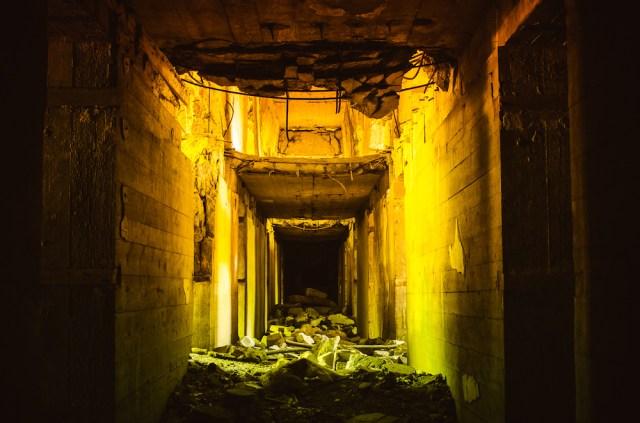 Koridorius pusrūsyje