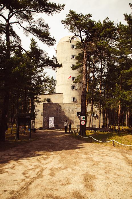 Ugnies koregavimo bokštas