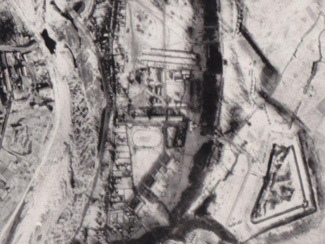 Panemunės kareivinės ir IV fortas. 1944-12-22
