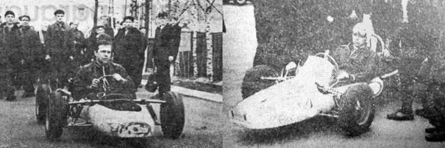 Selija F4, 1969 m.