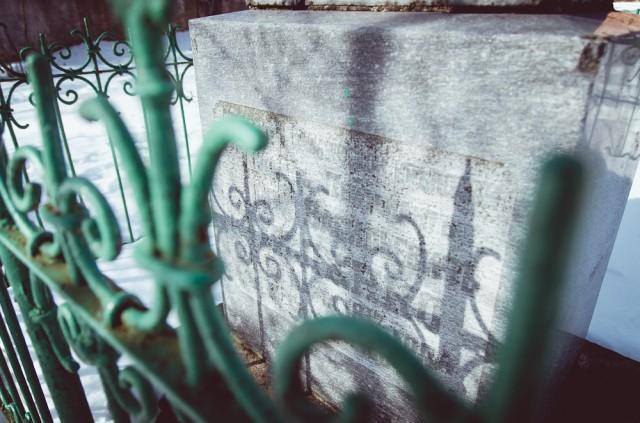 Tvirtovės komendanto Georgijaus Vasiljevičiaus Pilenkos kapas
