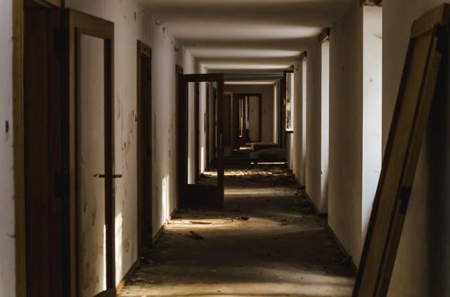 Dešiniojo fligelio koridorius
