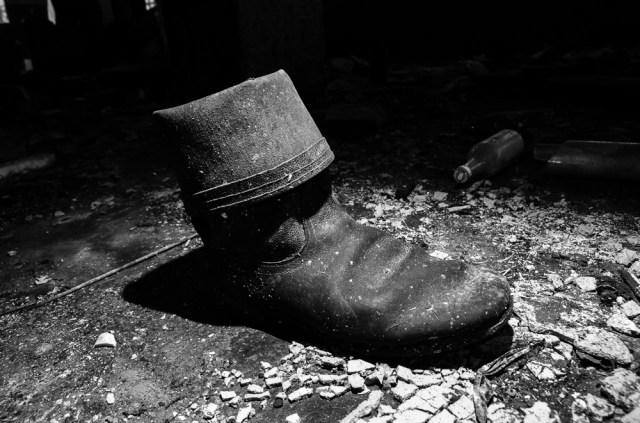 Mano batai buvo du...