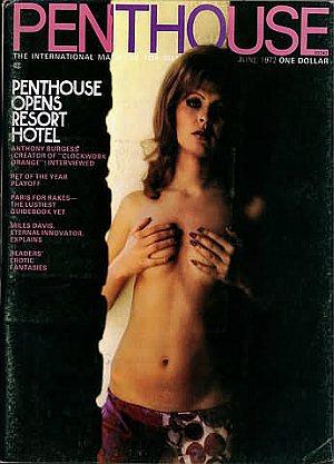 Penthouse. 1972 birželis