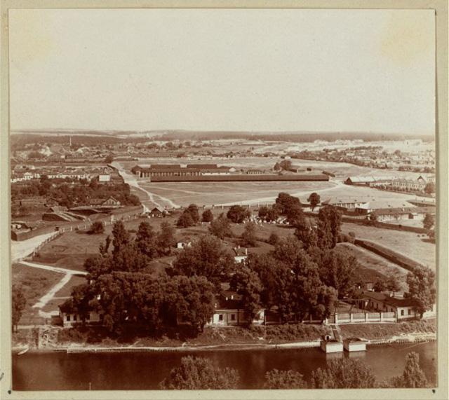 Vilniaus panorama. 1912 m.