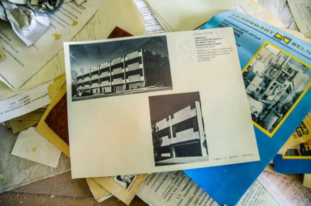 Užsienietiškos architektūros brošiūra
