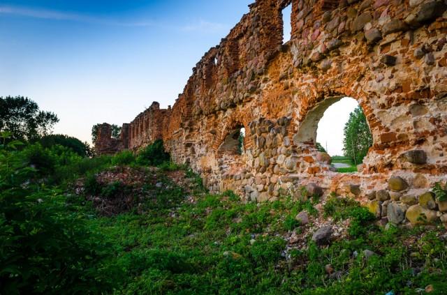Arklidžių mūrai