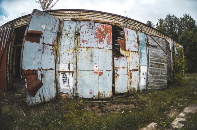 Originalūs garažų vartai