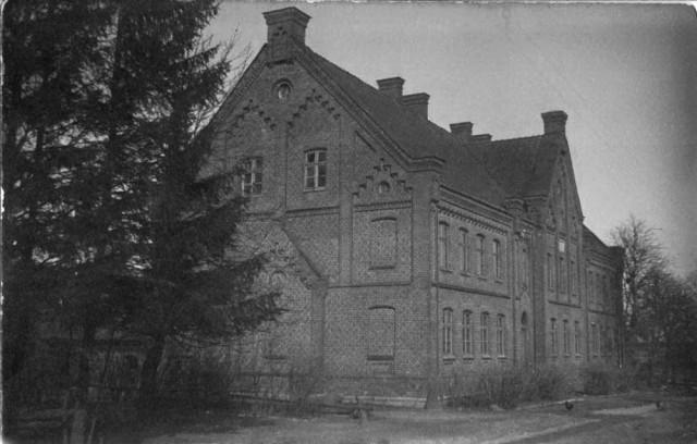 Mokykla 1929 m.