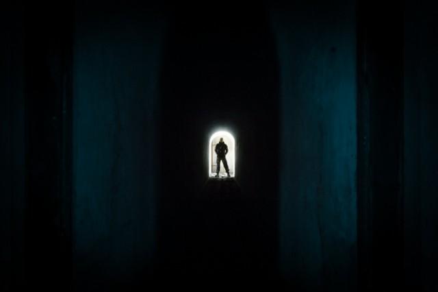 Tunelis į sandėliavimo patalpas