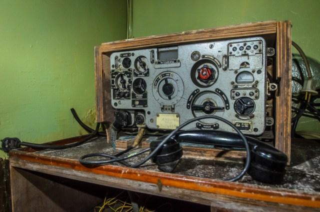 Ultratrumpųjų bangų radio stotis Р-123 «Магнолия»