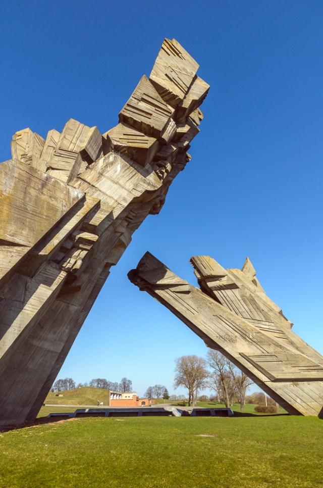 Monumentas Kauno IX-ame forte