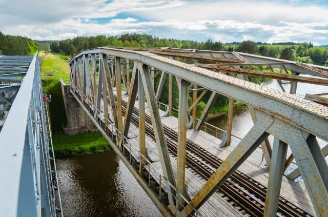 Nebenaudojamas tiltas