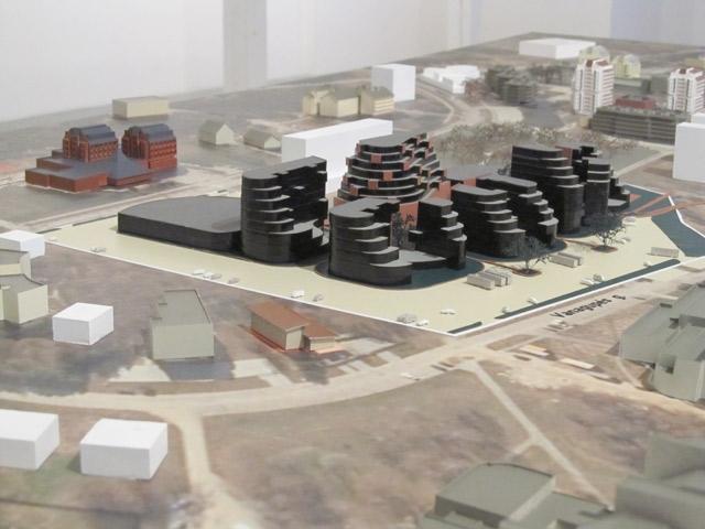 """""""RA studija"""" sukurtas daugiafunkcinio poilsio komplekso projektas"""