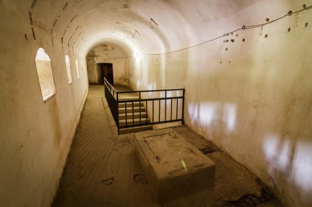 IX forto požemiai