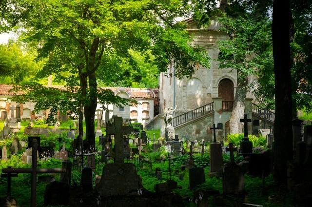 Bernardinų kapinių koplyčia