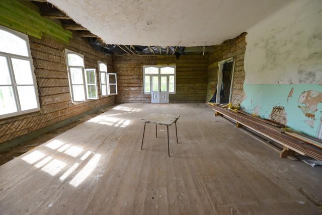 Didžiausia patalpa rūmų vakariniame kampe