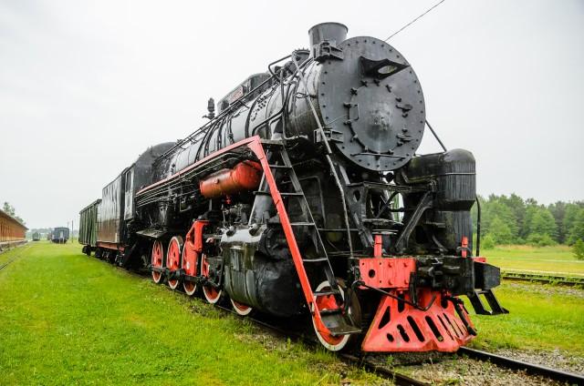 Paskutinis sustojimas - Trainspotting pliaupiant lietui