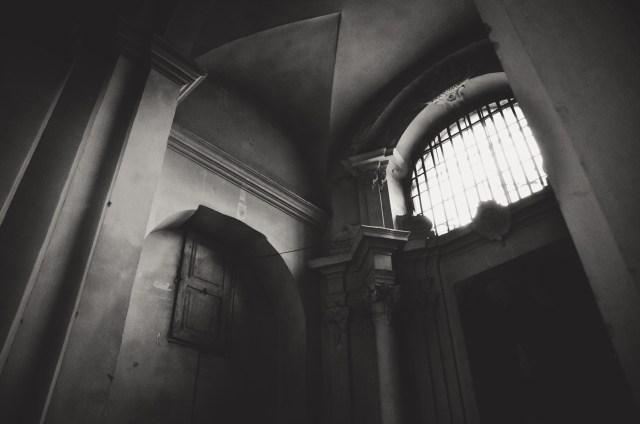 Durys pas Palubinską