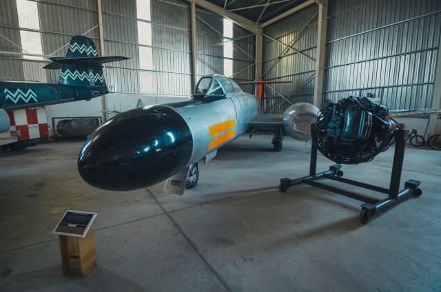 Naktinis naikintuvas Gloster Meteor NF14T