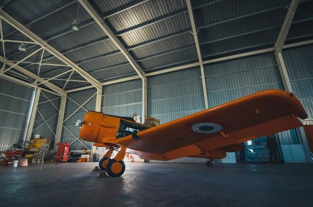 Mokomasis lėktuvas Texan T6G