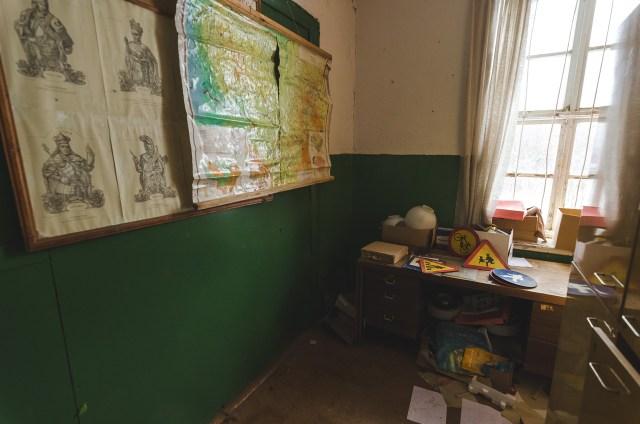 Mokytojo kabinetas