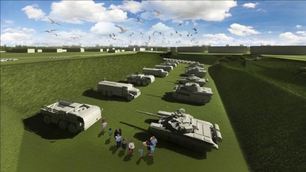 VI forto rekonstrukcijos ir pritaikymo visuomenės poreikiams projektas
