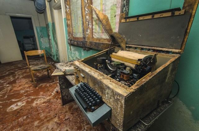 Telegrafo aparatas (teletaipas) Т-63