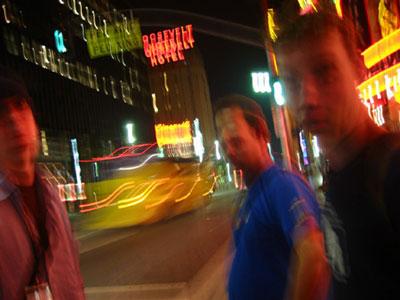 Ries, Mars en Niels