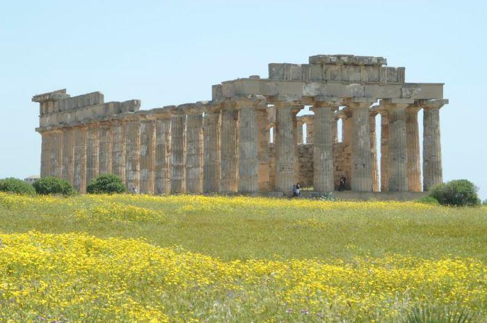 Segesta. Trapani. Sicilia. Sycylia. Sicily.