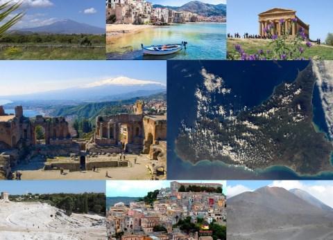 Wycieczka objazdowa po Sycylii, Sycylia, Sicilia, Sizilien, Sycylia objazdówka, Co zobaczyć na Sycylii