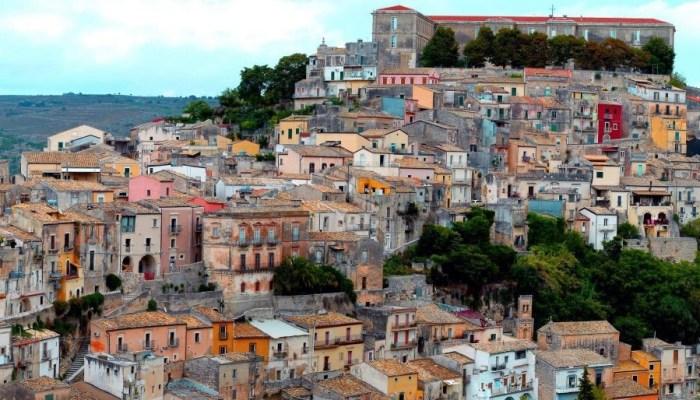 wycieczka objazdowa po Sycylii, Ragusa Ibla, Sycylia, Sicilia