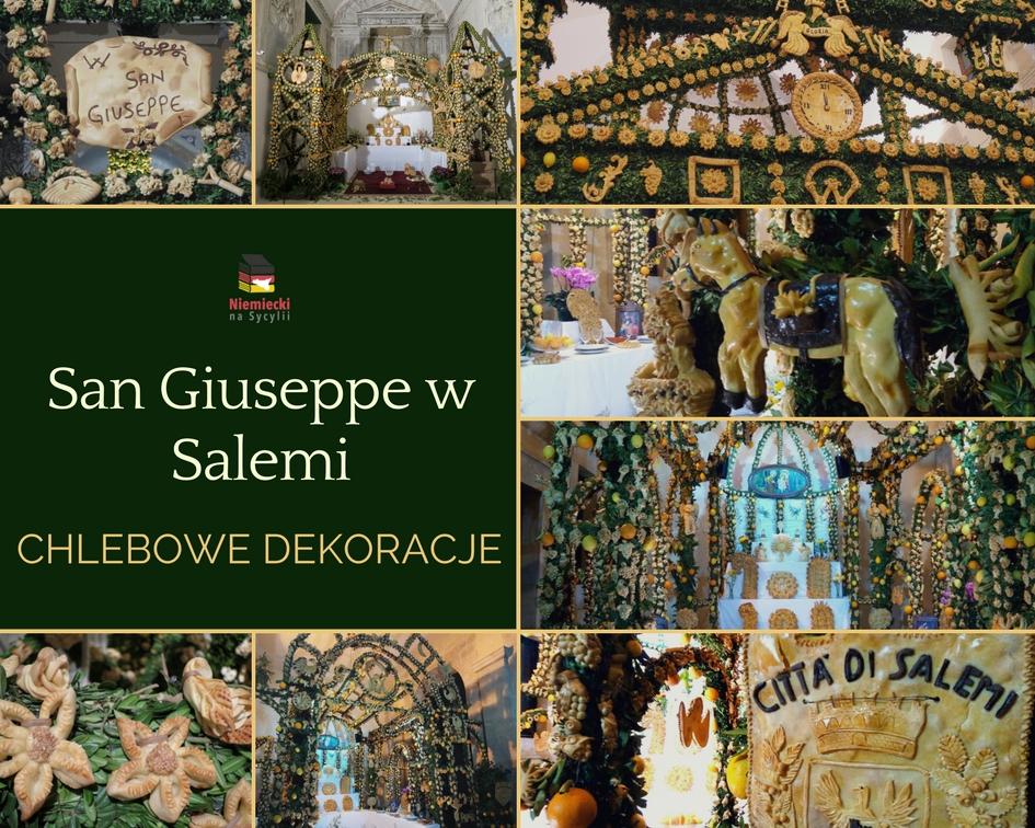 Salemi, San Giuseppe, co zobaczyć w salemi, gdzie leży salemi, jak dojechać do salemi,San Giuseppe w Salemi, święty Józef, św. Józef, sycylia, tradycje, sycylijskie tradycje, cene di san giuseppe, ołtarze w salemi, ołtarze, sycylijskie święta, święta na sycylii, tradycje sycylia, tradycje na sycylii, święta sycylia, sagra sycylia, sagra sicilia, zachodnia sycylia, chlebowe dekoracje, dekoracje z chleba, chleb sycylia, sycylijski chleb, chleb na sycylii,