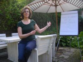 Workshop op jouw locatie: brainstorm op het terras