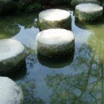 Tuin in Kyoto tempel, copyright foto Lolo Piepie