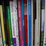 Foto van mijn boekenplank