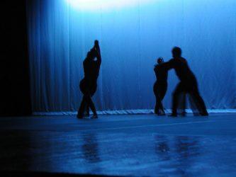 Ballet repetitie. Copyright foto: Jonathan Malm.