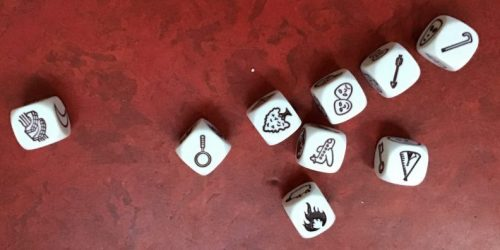 Rory's Story Cubes Classic; negen verhalendobbelstenen om zelf verhalen meeteverzinnen