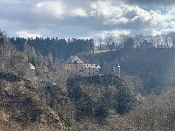 Kasteel Reinhardstein, Belgische Ardennen