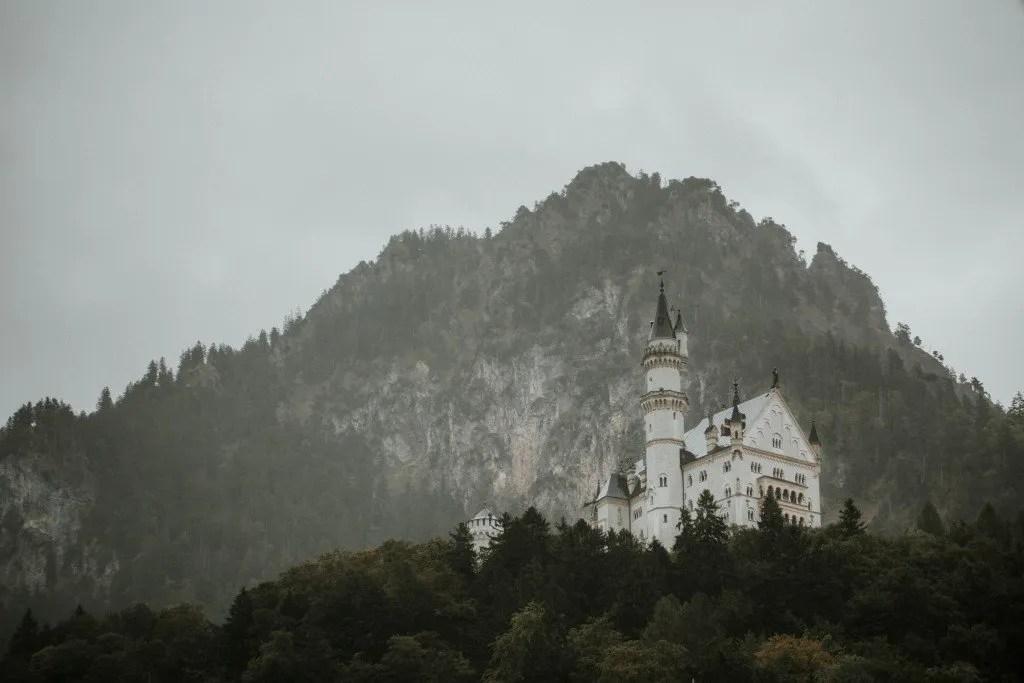 Roadtrippen door de bergen Duitsland
