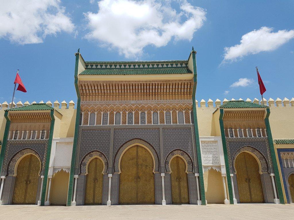 Tips Fez: koninklijk paleis