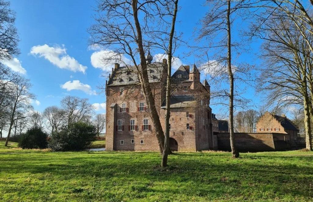 Kasteel Doorwerth: een middeleeuws kasteel in Gelderland