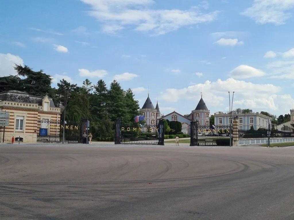 Tips Reims: Pommery