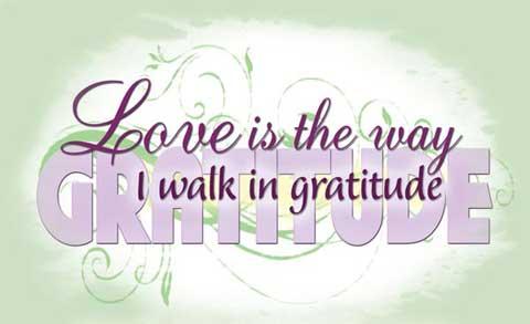 LoveIsTheWay I Walk inGratitude Het zevende karmische patroon: schuld (of schaamte)