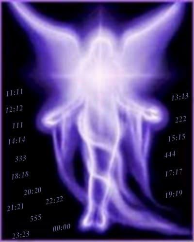 Nieuwetijdskind.com Meestergetallen van de Engelen Meestergetallen, drievoudige en dubbele getallen van de Engelen Doreen Virtue
