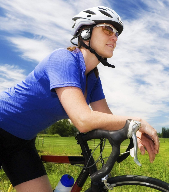 Hoogsensitieve mensen sporten liever alleen