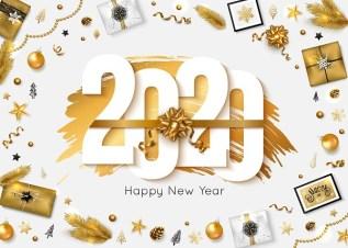 Korte nieuwjaarswens 2020